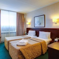 Гостиница Аэростар комната для гостей фото 4