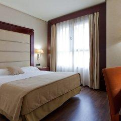Отель Valencia Center Валенсия комната для гостей