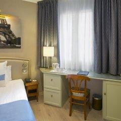 Отель Best Western Au Trocadero Франция, Париж - 1 отзыв об отеле, цены и фото номеров - забронировать отель Best Western Au Trocadero онлайн удобства в номере фото 2