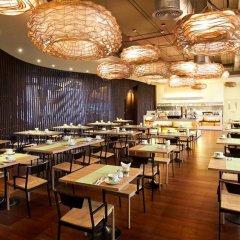 Отель Glow Pratunam Бангкок питание