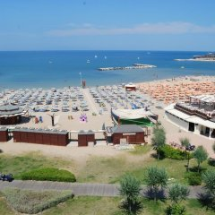 Отель Residence Record Римини пляж