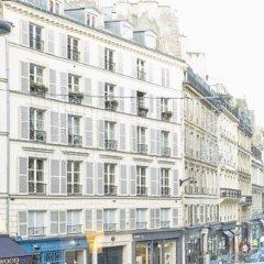 Отель Hôtel Pont Royal городской автобус