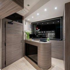 Отель Morrisson Hotel Италия, Рим - отзывы, цены и фото номеров - забронировать отель Morrisson Hotel онлайн интерьер отеля
