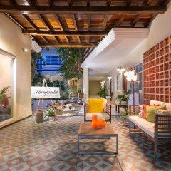 Отель Quinta Margarita Boho Chic Плая-дель-Кармен интерьер отеля