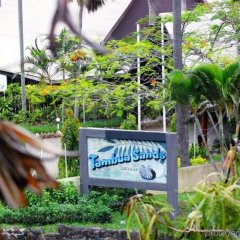 Отель Tambua Sands Beach Resort парковка