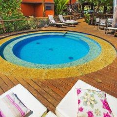 Отель Pousada Triboju бассейн фото 2