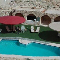 Отель Hayat Zaman Hotel & Resort Иордания, Вади-Муса - отзывы, цены и фото номеров - забронировать отель Hayat Zaman Hotel & Resort онлайн бассейн