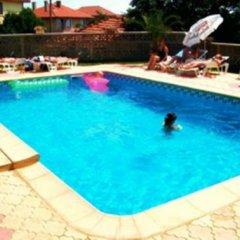 Dirossi Hotel Свети Влас бассейн