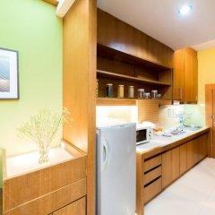 Апартаменты Laemtong Service Apartment в номере