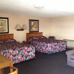 Отель Moonlite Motel США, Ниагара-Фолс - отзывы, цены и фото номеров - забронировать отель Moonlite Motel онлайн комната для гостей фото 2