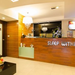 Отель Sleep Withinn Таиланд, Бангкок - отзывы, цены и фото номеров - забронировать отель Sleep Withinn онлайн спа