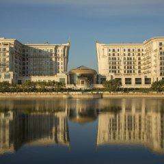 Гостиница The St. Regis Astana Казахстан, Нур-Султан - 1 отзыв об отеле, цены и фото номеров - забронировать гостиницу The St. Regis Astana онлайн приотельная территория фото 2