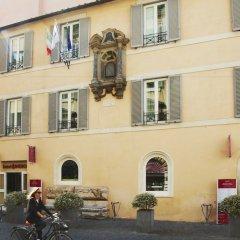 Hotel Indigo Rome - St. George парковка