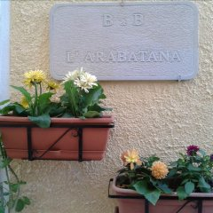 Отель B&B L'Arabatana Кастельмеццано интерьер отеля фото 2