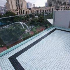 Отель M Social Singapore Сингапур, Сингапур - 2 отзыва об отеле, цены и фото номеров - забронировать отель M Social Singapore онлайн бассейн