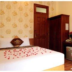 Queen Villa Hotel Далат сейф в номере