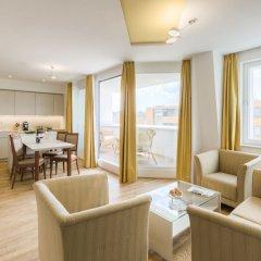 Отель Vienna Grand Apartments Австрия, Вена - отзывы, цены и фото номеров - забронировать отель Vienna Grand Apartments онлайн комната для гостей фото 4