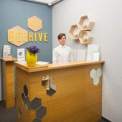 Beehive Hotel Odessa интерьер отеля фото 3