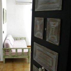 Отель Apartamentos Ibiza сейф в номере
