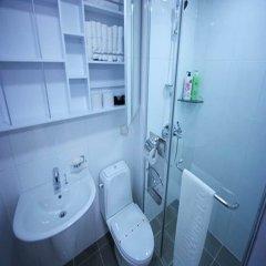 Апартаменты The Sweet Castle Apartment ванная