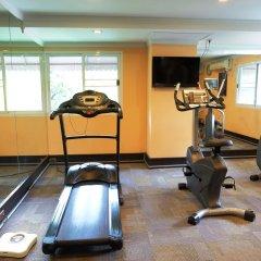 Отель Cnc Heritage Бангкок фитнесс-зал фото 2