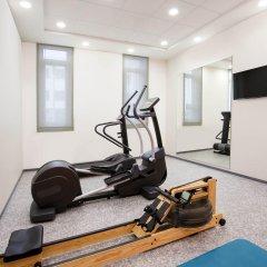 Отель Adagio access München City Olympiapark фитнесс-зал