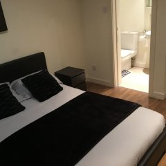 Апартаменты Whitworth Street Apartments комната для гостей фото 2