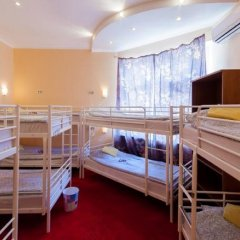 Беар хостел Маяковская Стандартный номер разные типы кроватей фото 8