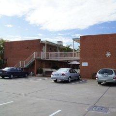 Отель Central Yarrawonga Motor Inn парковка