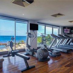 Отель InterContinental Resort Mauritius фитнесс-зал фото 4