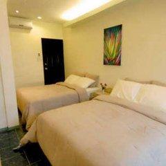 Отель Orinda Beach Resort Филиппины, остров Боракай - 1 отзыв об отеле, цены и фото номеров - забронировать отель Orinda Beach Resort онлайн комната для гостей фото 4