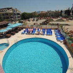 Rosy Hotel бассейн фото 7
