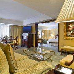 Sheraton Santiago Hotel and Convention Center комната для гостей фото 4