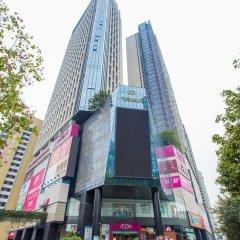 Отель Estay Residence Central Plaza Guangzhou Китай, Гуанчжоу - отзывы, цены и фото номеров - забронировать отель Estay Residence Central Plaza Guangzhou онлайн городской автобус