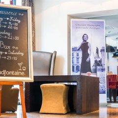Отель Marivaux Hotel Бельгия, Брюссель - 6 отзывов об отеле, цены и фото номеров - забронировать отель Marivaux Hotel онлайн интерьер отеля фото 2