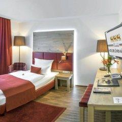 Отель Drei Loewen Hotel Германия, Мюнхен - 14 отзывов об отеле, цены и фото номеров - забронировать отель Drei Loewen Hotel онлайн комната для гостей фото 2