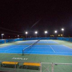 Отель Athina Palace спортивное сооружение
