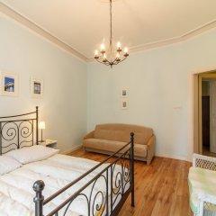 Апартаменты Apartments Happy Hours комната для гостей