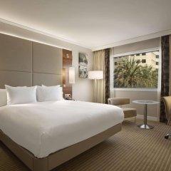 Отель Hilton Barcelona комната для гостей фото 4