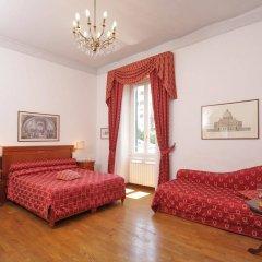 Отель Internazionale Domus Италия, Рим - отзывы, цены и фото номеров - забронировать отель Internazionale Domus онлайн комната для гостей