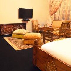 Отель Villa Des Ambassadors Марокко, Рабат - отзывы, цены и фото номеров - забронировать отель Villa Des Ambassadors онлайн комната для гостей фото 3