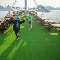 Отель Dragon Legend Cruise фитнесс-зал