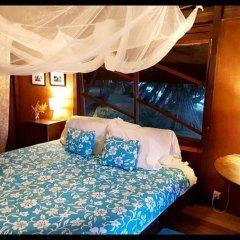 Отель Motu Mapeti - Tahiti Private Island комната для гостей