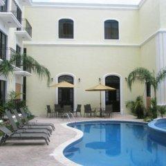 Отель Gran Real Yucatan с домашними животными