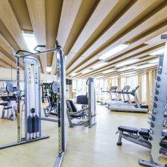 Отель Grand Mercure Fortune Бангкок фитнесс-зал