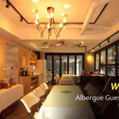 Отель Albergue Guesthouse Korea интерьер отеля