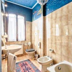 Отель Agriturismo Podere Villa Alessi Италия, Региональный парк Colli Euganei - отзывы, цены и фото номеров - забронировать отель Agriturismo Podere Villa Alessi онлайн ванная фото 2