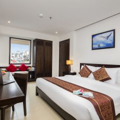 Edele Hotel Nha Trang комната для гостей фото 5
