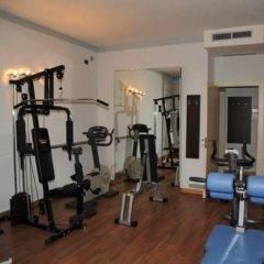 Отель Albergo Minuetto Адрия фитнесс-зал
