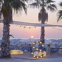 Отель W Barcelona пляж фото 2